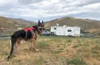 Wyatt Ray, Boondocking in Boise Idaho