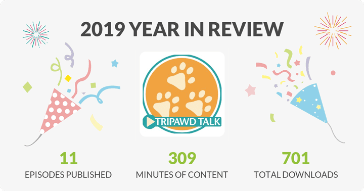 tripawds podcast stats