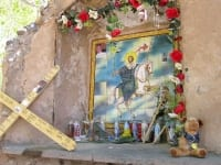 Spirit Jerry returns to Santuario de Chimayo
