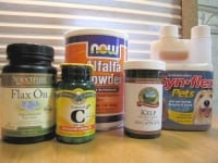 Herbal supplements for dog cancer