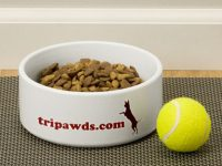 Support tripawds.com with Tripawds Pet Bowl