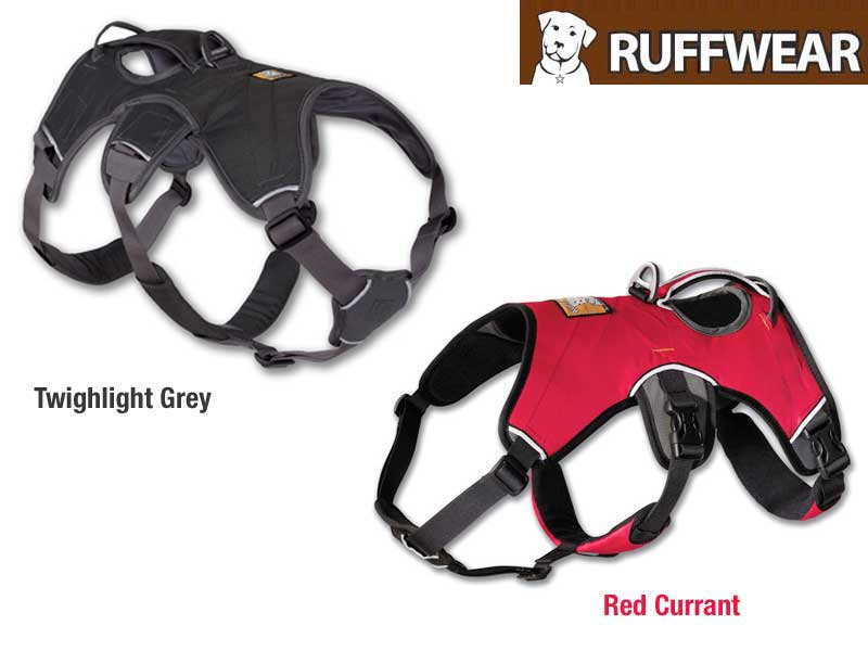 ruffwear web master harness colors