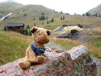Spirit Jerry at Animas Forks Ghost Town
