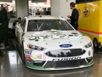 One Cure Car #14 at Las Vegas 400