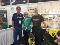 Tripawds Foundation Booth at WVC 2018