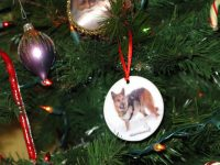 Ornament Commemorates first Christmas without Jerry