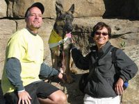 Team Tripawds at Estes Park K9K Walk for Morris Animal Foundation