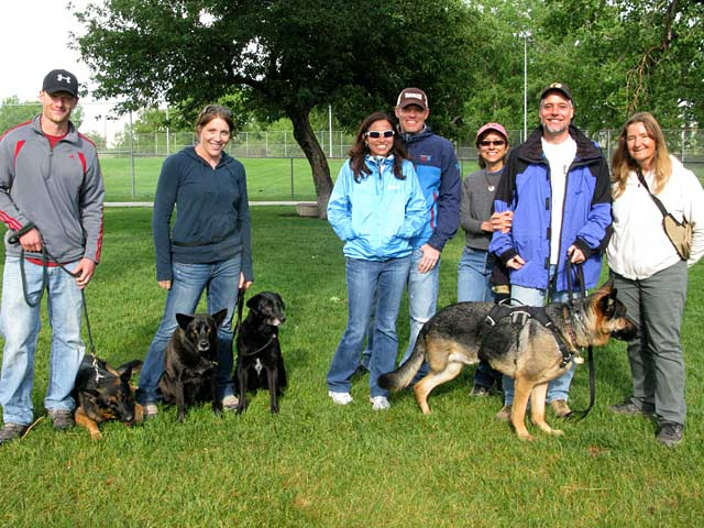 Tripawds Party in Golden, CO May 2012